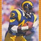1989 Pro Set #195 Greg Bell Los Angeles Rams