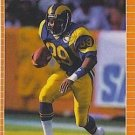 1989 Pro Set #196 Ron Brown Los Angeles Rams