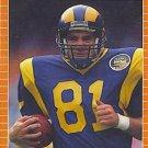 1989 Pro Set #202 Pete Holohan Los Angeles Rams