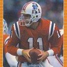 1989 Pro Set #247 Tony Eason New England Patriots