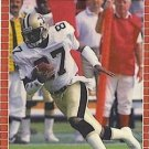 1989 Pro Set #268 Lonzell Hill New Orleans Saints