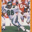 1989 Pro Set #318 Keith Jackson Philadelphia Eagles