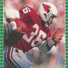 1989 Pro Set #338 Vai Sikahema Phoenix Cardinals
