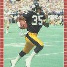 1989 Pro Set #346 Delton Hall Pittsburgh Steelers