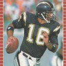 1989 Pro Set #362 Mark Malone San Diego Chargers