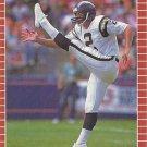 1989 Pro Set #364 Ralf Mojsiejenko San Diego Chargers