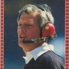 1989 Pro Set #368 Dan Henning San Diego Chargers