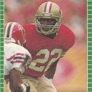 1989 Pro Set #380 Tim McKyer San Francisco 49ers