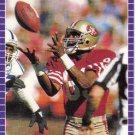 1989 Pro Set #383 Jerry Rice San Francisco 49ers