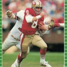 1989 Pro Set #388 Steve Young San Francisco 49ers