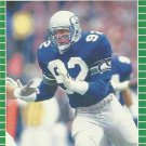 1989 Pro Set #407 David Wyman Seattle Seahawks