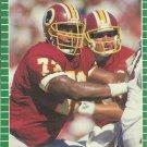 1989 Pro Set #432 Mark May Washington Redskins