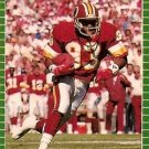 1989 Pro Set #435 Ricky Sanders Washington Redskins
