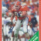 1989 Pro Set #487 Trace Armstrong Chicago Bears RC