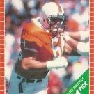 1989 Pro Set #506 Jeff Lageman New York Jets RC