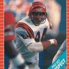 1989 Pro Set #518 Eric Kattus Cincinnati Bengals RC