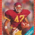 1989 Pro Set #522 Erik Affholter Green Bay Packers RC
