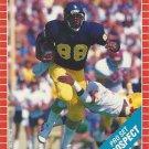 1989 Pro Set #529 Darryl Ingram Minnesota Vikings RC