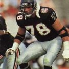 1991 Pro Set #437 Mike Kenn Atlanta Falcons