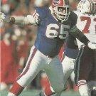 1991 Pro Set #443 John Davis Buffalo Bills
