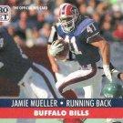 1991 Pro Set #446 Jamie Mueller Buffalo Bills