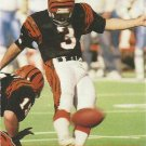 1991 Pro Set #460 Jim Breech Cincinnati Bengals