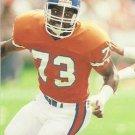 1991 Pro Set #487 Simon Fletcher Denver Broncos