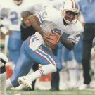 1991 Pro Set #516 Drew Hill Houston Oilers