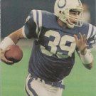 1991 Pro Set #529 Mike Prior Indianapolis Colts