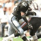 1991 Pro Set #546 Ronnie Lott Los Angeles Raiders