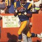 1991 Pro Set #552 Damone Johnson Los Angeles Rams