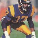 1991 Pro Set #558 Pat Terrell Los Angeles Rams