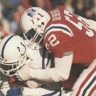 1991 Pro Set #583 Johnny Rembert New England Patriots