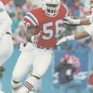 1991 Pro Set #584 Andre Tippett New England Patriots