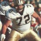 1991 Pro Set #588 Jim Dombrowski New Orleans Saints