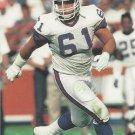 1991 Pro Set #597 Bob Kratch New York Giants