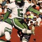 1991 Pro Set #607 Pat Leahy New York Jets