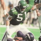 1991 Pro Set #609 Joe Mott New York Jets