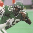 1991 Pro Set #610 Tony Stargell New York Jets