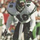 1991 Pro Set #611 Brian Washington New York Jets