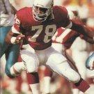 1991 Pro Set #625 Freddie Joe Nunn Phoenix Cardinals