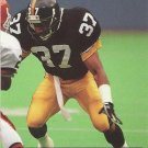 1991 Pro Set #634 Carnell Lake Pittsburgh Steelers