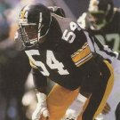 1991 Pro Set #636 Hardy Nickerson Pittsburgh Steelers