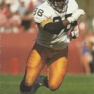 1991 Pro Set #637 Gerald Williams Pittsburgh Steelers