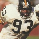 1991 Pro Set #638 Keith Willis Pittsburgh Steelers