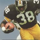1991 Pro Set #639 Tim Worley Pittsburgh Steelers