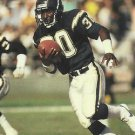 1991 Pro Set #644 Sam Seale San Diego Chargers