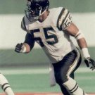 1991 Pro Set #645 Junior Seau San Diego Chargers
