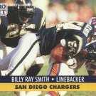 1991 Pro Set #646 Billy Ray Smith San Diego Chargers