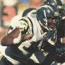 1991 Pro Set #647 Broderick Thompson San Diego Chargers